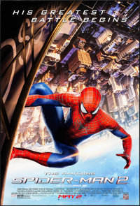 "The Amazing Spider-Man 2 (Sony, 2014). One Sheet (27"" X 40"") DS Advance. Science Fiction"