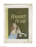 Original Illustration Art:Mainstream Illustration, ENGLISH ILLUSTRATOR (20th Century) Original Paperback CoverIllustration Harriet Hume: A London Fantasy by Rebecca West ...