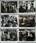 """Movie Posters:Western, The Man Who Shot Liberty Valance (Paramount, 1962). Photos (12) (8"""" X 10""""). Western.. ... (Total: 12 Items)"""