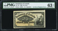 Canadian Currency, DC-15c 25¢ 1900 Cutting Error.. ...