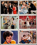 "Movie Posters:Musical, Looking for Love (MGM, 1964). Color Photo Set of 12 & Photos (26) (8"" X 10""). Musical.. ... (Total: 38 Items)"