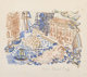 Raoul Dufy (French, 1877-1953) Baigneuse Lithograph in colors on paper 5-1/2 x 7 inches (14.0 x 17.8 cm) (image) Ed...
