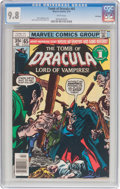 Bronze Age (1970-1979):Horror, Tomb of Dracula #65 Winnipeg Pedigree (Marvel, 1978) CGC NM/MT 9.8White pages....