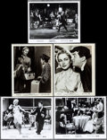 "Movie Posters:Comedy, Living It Up (Paramount, 1954 & R-1965). Photos (23) (8"" X10""). Comedy.. ... (Total: 23 Items)"