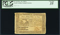 Colonial Notes:North Carolina, North Carolina December 29, 1785 5s Ship near fort PCGS Very Fine35.. ...