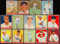 Baseball Cards:Lots, 1933 Goudey Baseball Collection (14). ...