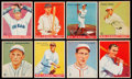 Baseball Cards:Lots, 1933 Goudey Baseball Collection (17) Including Five Hall ofFamers....