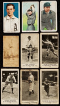 Baseball Cards:Lots, 1887 to 1916 Pre War Baseball Collection (9). ...