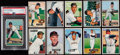 Baseball Cards:Lots, 1951 Bowman New York Giants Collection (20). ...