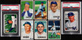Baseball Cards:Lots, 1951 Bowman New York Yankees Collection (19). ...