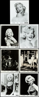 "Marilyn (20th Century Fox, 1963). Photos (26) (8"" X 10""). Documentary. ... (Total: 26 Items)"