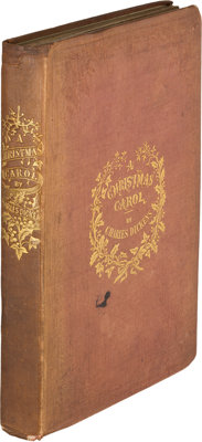Charles Dickens. A Christmas Carol. In Prose. A Ghost Story of Christmas. London: Ch