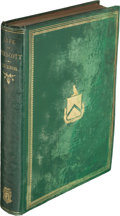 Books:Biography & Memoir, [From the library of Charles Dickens, association copy]. GeorgeTicknor. Life of William Hickling Prescott. Boston: ...