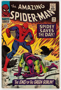 Silver Age (1956-1969):Superhero, The Amazing Spider-Man #40 (Marvel, 1966) Condition: FN/VF...