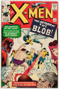 Silver Age (1956-1969):Superhero, X-Men #7 (Marvel, 1964) Condition: VG/FN....