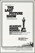 "Movie Posters:Drama, The Last Picture Show (Columbia, 1971). One Sheet (27"" X 41"") Academy Award Style. Drama.. ..."