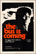 """Movie Posters:Blaxploitation, The Bus is Coming (William Thompson Intl., 1971). One Sheets (2)(27"""" X 41"""") 2 Styles, & Snipes (3) (10.5"""" X 27""""). Blaxploit...(Total: 5 Items)"""