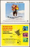"Movie Posters:Musical, Funny Girl & Others Lot (Columbia, 1968). Half Sheets (7) (22"" X 28""). Musical.. ... (Total: 7 Items)"