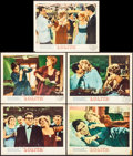 "Movie Posters:Drama, Lolita (MGM, 1962). Lobby Cards (5) (11"" X 14""). Drama.. ...(Total: 5 Items)"