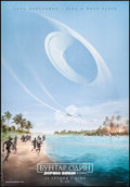 "Movie Posters:Science Fiction, Rogue One: A Star Wars Story (Walt Disney Studios, 2016). Ukrainian One Sheet (27"" X 38.5"") SS Advance. Science Fiction.. ..."