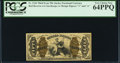 Fractional Currency:Third Issue, Fr. 1344 50¢ Third Issue Justice PCGS Very Choice New 64PPQ.. ...