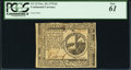 Colonial Notes:Continental Congress Issues, Continental Currency November 29, 1775 $2 PCGS New 61.. ...