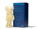 Fine Art - Sculpture, American:Contemporary (1950 to present), KAWS (b. 1974). Five Years Later Companion (Glow in theDark), 2004. Cast vinyl. 14-3/4 x 6-3/4 x 3-3/4 inches (37.5 x1...