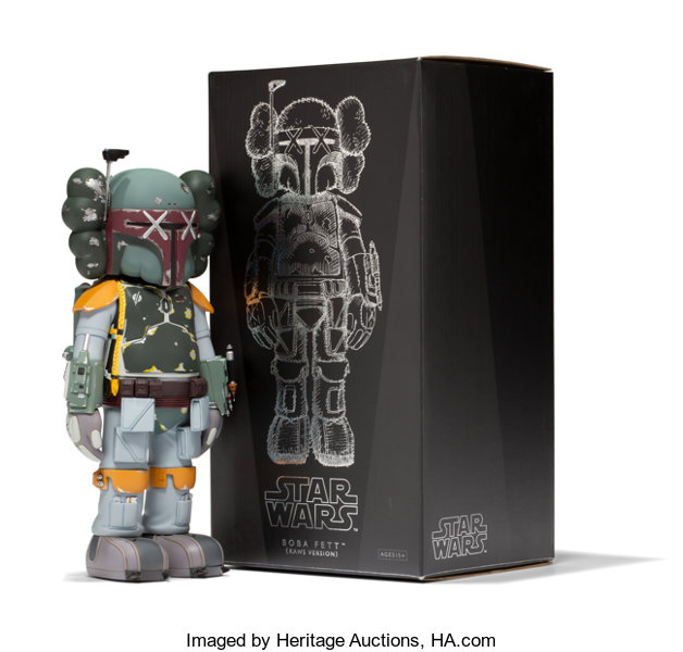 bb1c53f1 ... Fine Art - Sculpture, American:Contemporary (1950 to present), KAWS X  ...