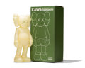 Prints & Multiples, KAWS (b. 1974). Five Years Later Companion (Glow in the Dark), 2004. Cast vinyl. 14-7/8 x 6-1/2 x 3-1/2 inches (37.8 x 1...