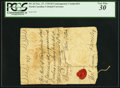 Colonial Notes:North Carolina, North Carolina November 27, 1729 £5 PCGS Very Fine 30.. ...