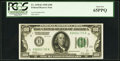 Small Size:Federal Reserve Notes, Fr. 2150-K $100 1928 Federal Reserve Note. PCGS Gem New 65PPQ.. ...