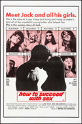 """Movie Posters:Sexploitation, How to Succeed with Sex (Medford Film, 1970). One Sheet (27"""" X41""""). Sexploitation.. ..."""