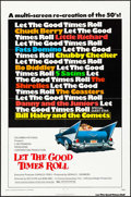 "Movie Posters:Rock and Roll, Let the Good Times Roll (Columbia, 1973). One Sheet (27"" X 41"") Style A. Rock and Roll.. ..."