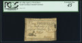 Colonial Notes:North Carolina, North Carolina April 2, 1776 $2 Deer PCGS Extremely Fine 45.. ...