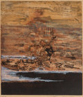 Fine Art - Work on Paper:Print, Zao Wou-Ki (1921-2013). Untitled, 1963. Etching and aquatintin colors on paper. 19-1/2 x 17 inches (49.5 x 43.2 cm) (im...