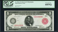 Fr. 834b $5 1914 Red Seal Federal Reserve Note PCGS Extremely Fine 40PPQ