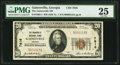 National Bank Notes:Georgia, Gainesville, GA - $20 1929 Ty. 1 The Gainesville NB Ch. # 7616. ...