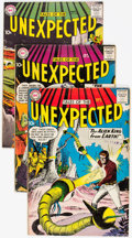 Silver Age (1956-1969):Horror, Tales of the Unexpected Group of 25 (DC, 1959-64) Condition: Average VG+.... (Total: 25 Comic Books)