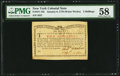 Colonial Notes:New York, New York January 6, 1776 (Water Works) 2s PMG Choice About Unc 58.....