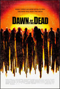 """Movie Posters:Horror, Dawn of the Dead & Other Lot (Universal, 2004). Rolled, VeryFine. One Sheets (3) (27"""" X 40"""" & 26.75"""" X 39.75"""") DS.Horror.... (Total: 3 Items)"""