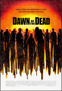 """Dawn of the Dead & Other Lot (Universal, 2004). Rolled, Very Fine. One Sheets (3) (27"""" X 40"""" & 26.75&q..."""