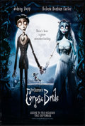 "Movie Posters:Animation, Corpse Bride (Warner Brothers, 2005). Rolled, Very Fine-. One Sheet (27"" X 41"") DS, Advance. Animation.. ..."