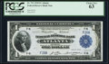 Fr. 723 $1 1918 Federal Reserve Bank Note PCGS Choice New 63
