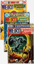 Bronze Age (1970-1979):Western, Weird Western Tales #12-45 Group (DC, 1972-78) Condition: Average VF-.... (Total: 34 Comic Books)