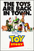 """Movie Posters:Animation, Toy Story & Other Lot (Buena Vista, 1995). One Sheets (2) (27"""" X 40"""") DS. Animation.. ... (Total: 2 Items)"""