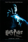 """Movie Posters:Fantasy, Harry Potter and the Order of the Phoenix (Warner Bros., 2007). Rolled, Very Fine+. British One Sheet (27"""" X 40"""") DS Teaser...."""