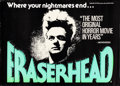 "Movie Posters:Fantasy, Eraserhead (Mainline Pictures, 1979). First Release British Quad (27.5"" X 38""). Fantasy.. ..."