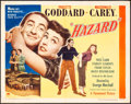 """Movie Posters:Comedy, Hazard & Others Lot (Paramount, 1948). Half Sheet (22"""" X 28""""), One Sheets (7) (27"""" X 41""""), Title Lobby Card, Lobby Cards (3)... (Total: 15 Items)"""