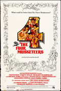 "Movie Posters:Swashbuckler, The Four Musketeers & Others Lot (20th Century Fox, 1975). Posters (4) (40"" X 60"") Jack Rickard Artwork. Swashbuckler.. ... (Total: 4 Items)"
