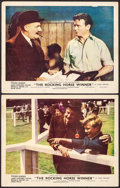 """Movie Posters:Fantasy, The Rocking Horse Winner (Eagle-Lion, 1949). British Lobby Cards (2) (11"""" X 14""""). Fantasy.. ... (Total: 2 Items)"""